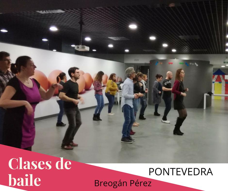 Baile social Pontevedra