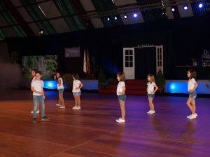 Baile para niños coreografía