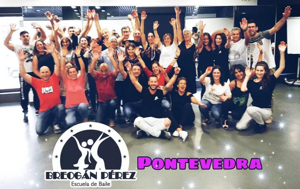 escuela de baile Pontevedra