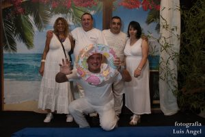 Fiesta de baile Ibicenca