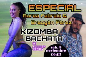ESPECIAL ÁUREA FEBRAIO & BREOGÁN PÉREZ