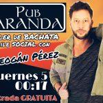 Taller de bachata Pub Aranda