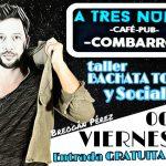 TALLER DE BACHATA TOUCH PUB A TRES NUDOS