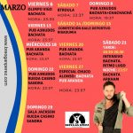 EVENTOS MARZO