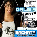 LA NEGRA. TALLER DE BACHATA DOMINICANA