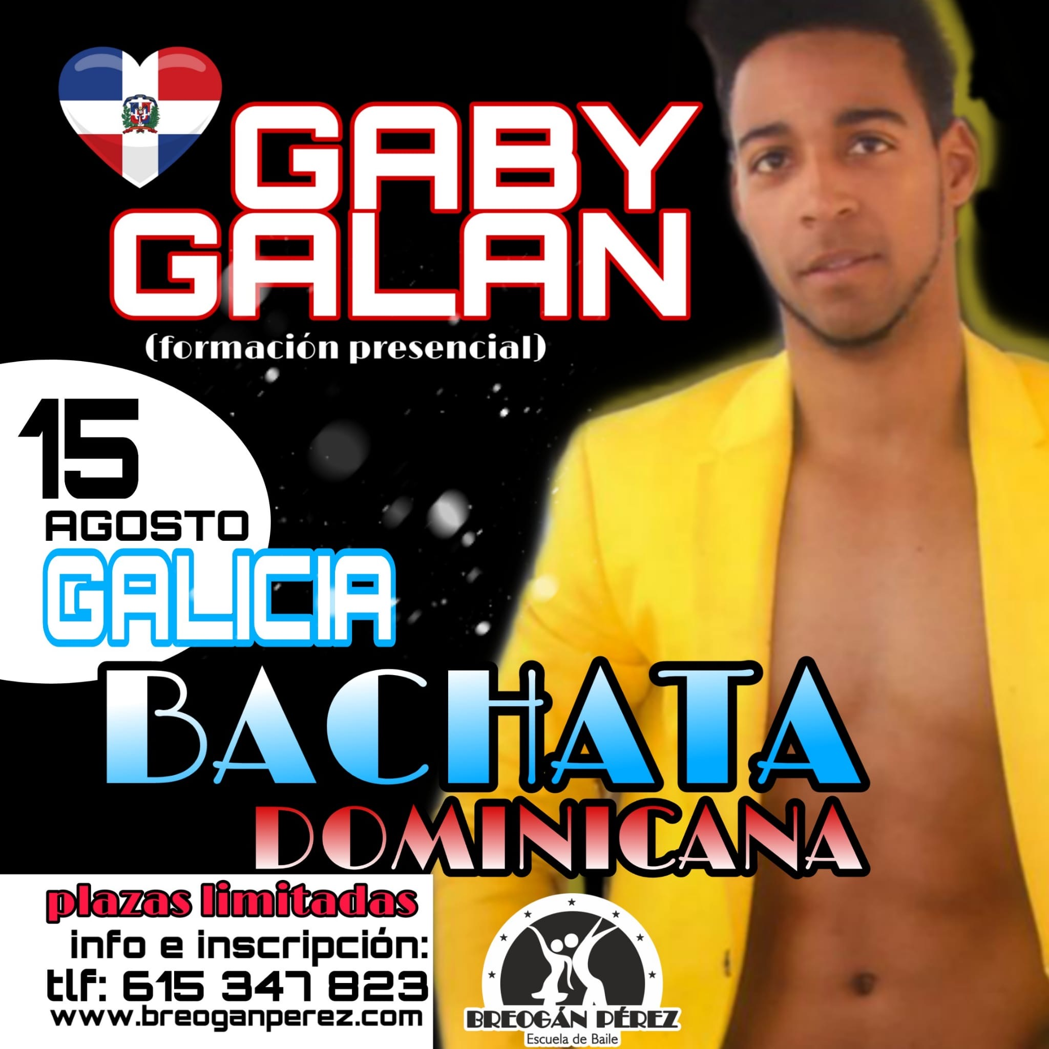 Gaby Galan. Bachata Dominicana